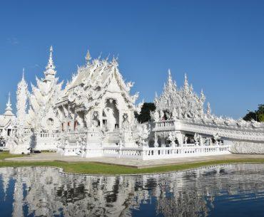 Qué hacer en Chiang Rai: el templo blanco de Chiang Rai