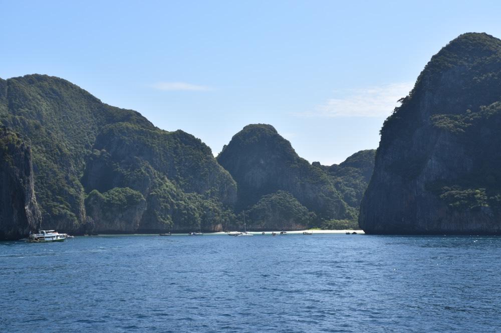 Maya Bay en Phi Phi Leh