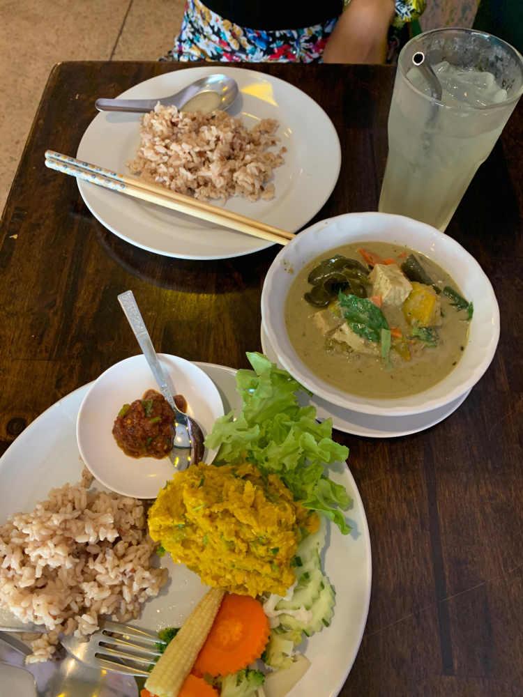 Dónde comer en Chiang Mai Kaidee
