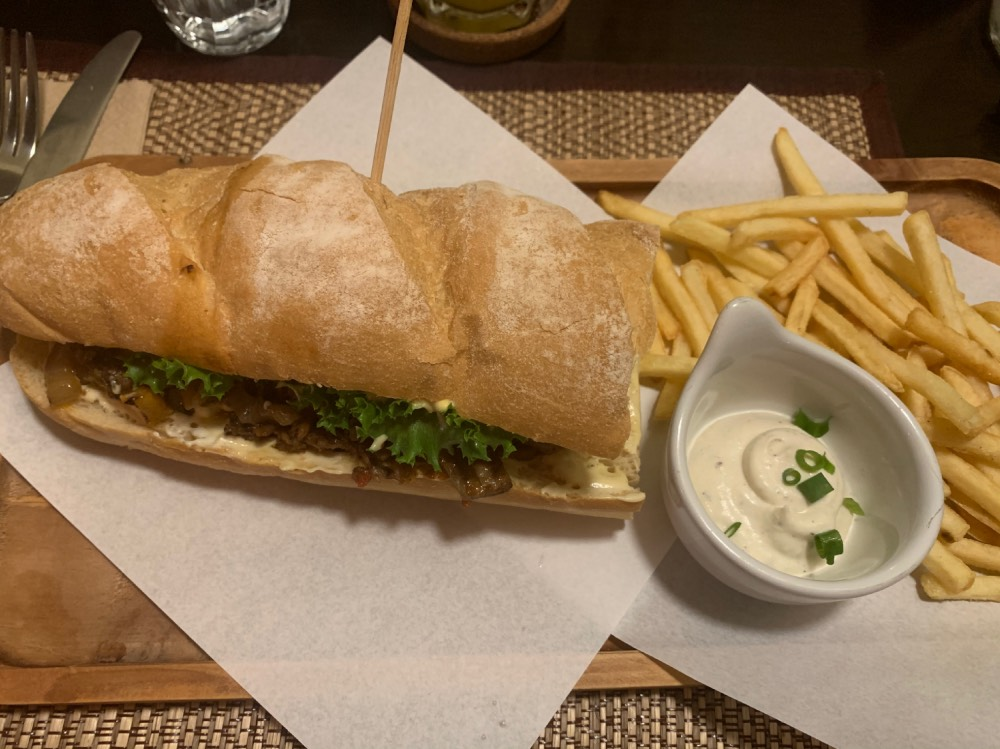 Dónde comer en Chiang Mai bien y barato: Goodsouls kitchen