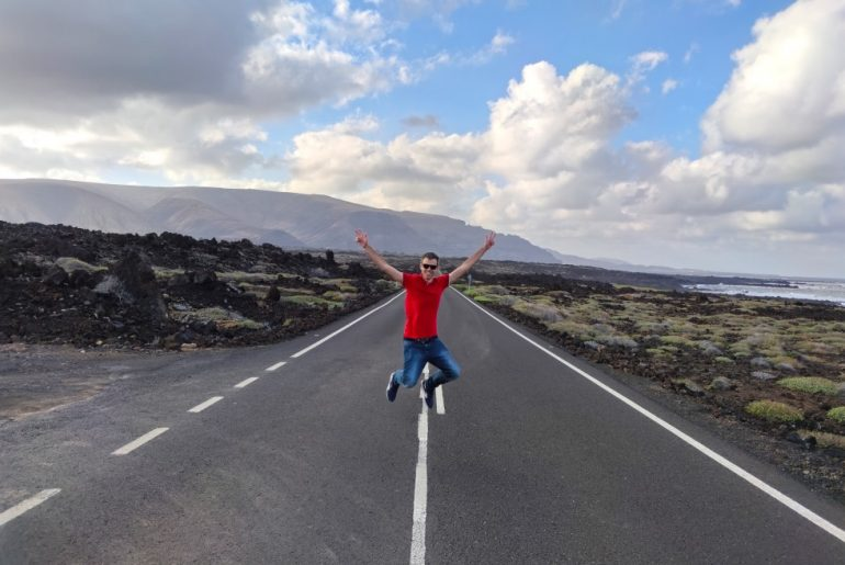 Joaquín de Guía Low Cost en uno de sus mejores destinos