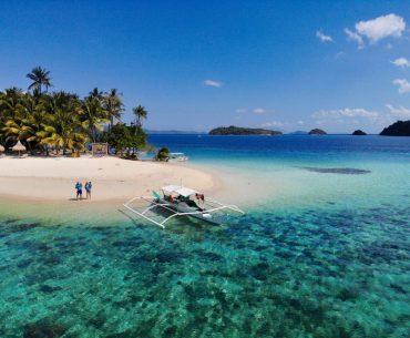 Viajar en Familia: Patri, Jaume, Magí y Alguer en Filipinas