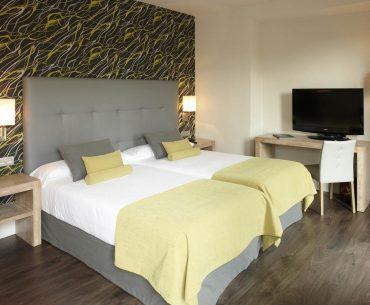 Dónde dormir en Granada: Barceló Carmen