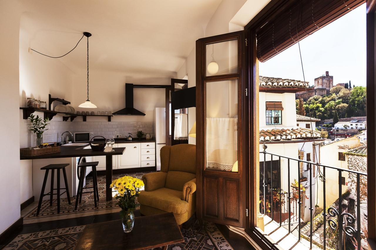 La Casa del Cantaor, un hotel con encanto en el que alojarse en Granada