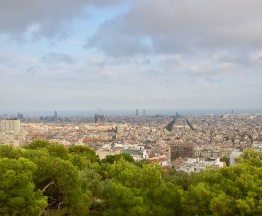 Mejores miradores de Barcelona