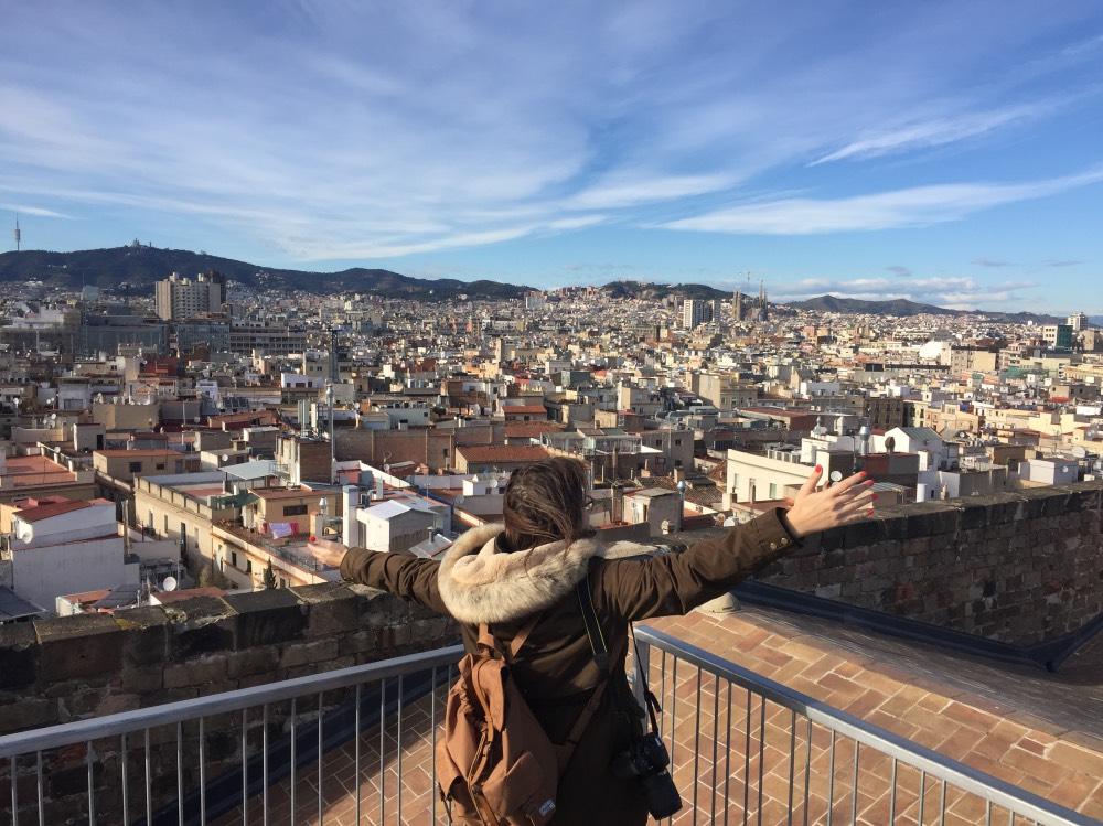 Los mejores miradores de Barcelona