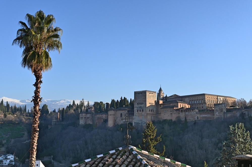 Mejores miradores de Granada
