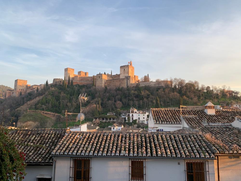 Uno de los mejores miradores de Granada