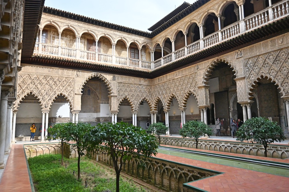 Visitar el Real Alcázar de Sevilla