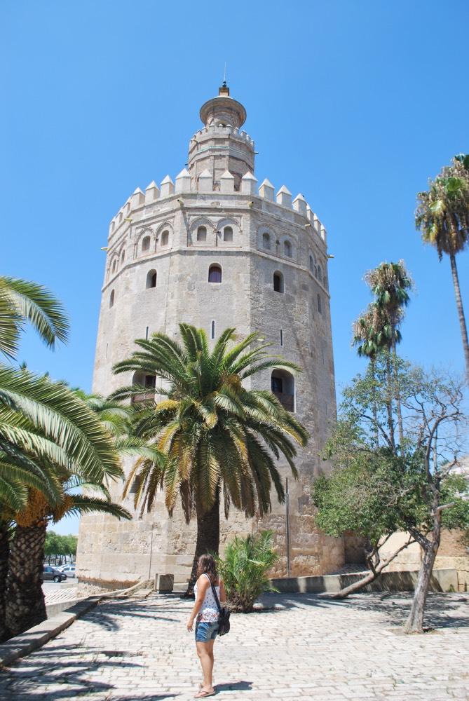 Qué hacer en Sevilla: La Torre del Oro