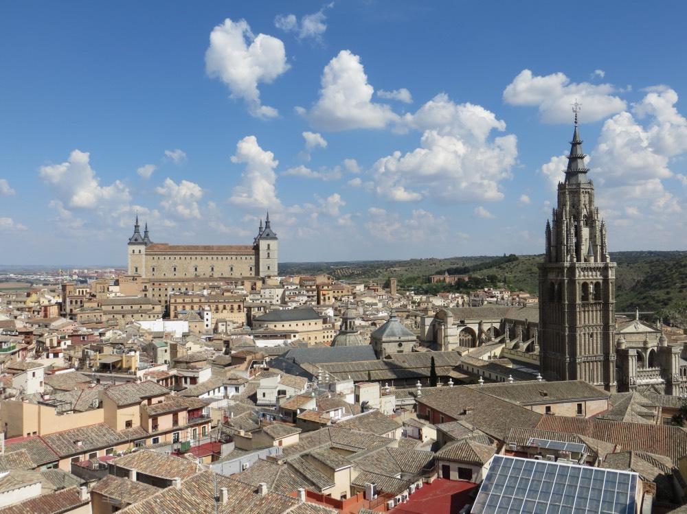 Mejores escapadas desde Madrid: Toledo