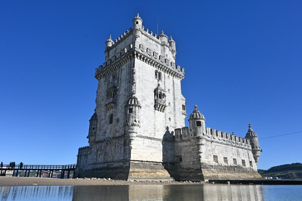 La Torre de Belém también está incluida en la Lisboa Card