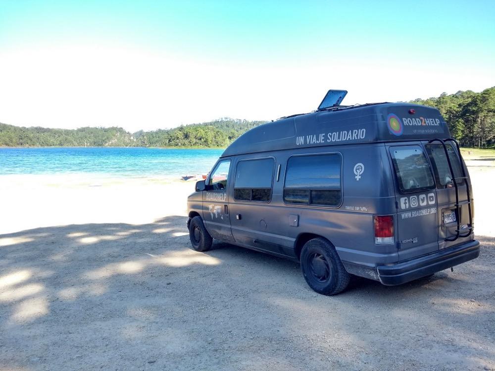 La Florinda, la furgoneta camper de Road2Help