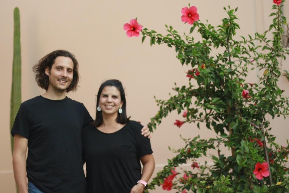 Alejandra y Agustín, autores de 'Vaya Consumismo' y los reyes de hacer compost