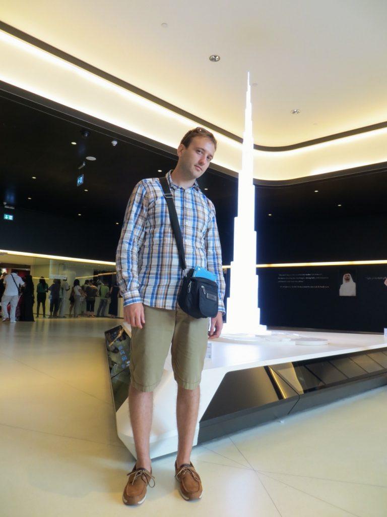 En el Burj Khalifa