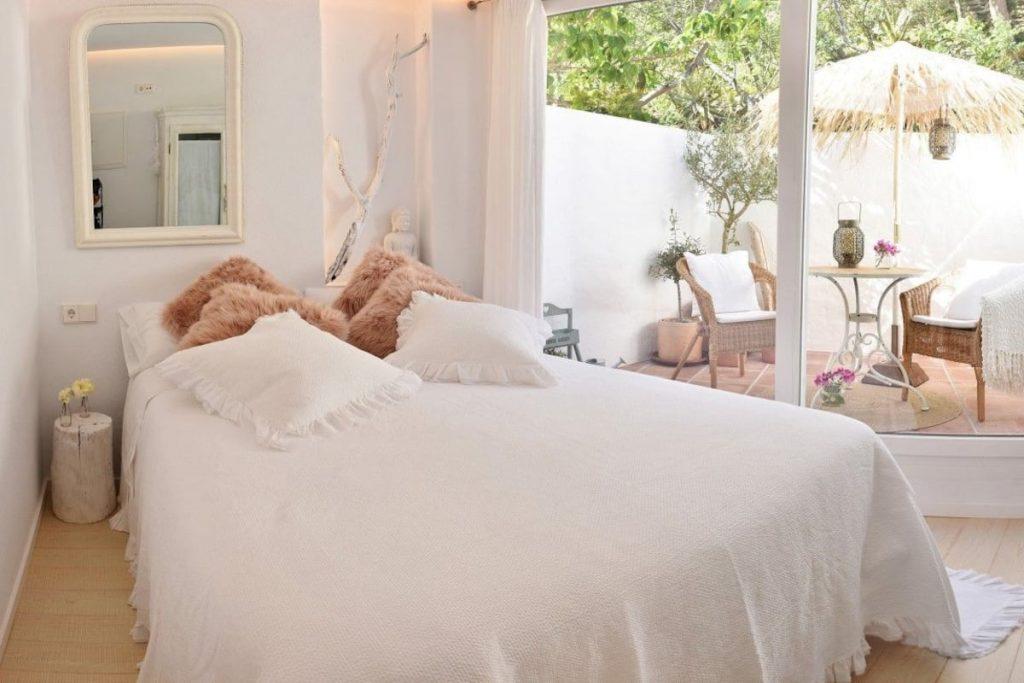 habitación doble - dónde dormir en Cadaqués