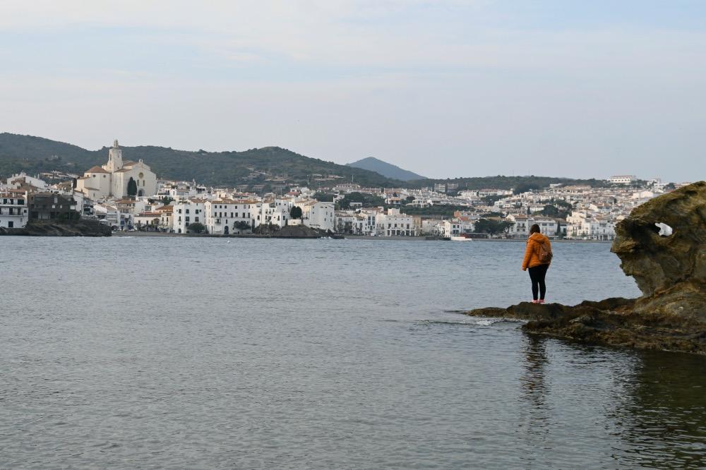 Otro de los mejores miradores de Cadaqués