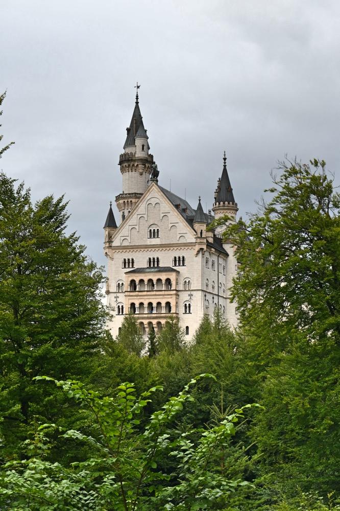 El castillo de Neuschwanstein, un imprescindible en una ruta por la Selva Negra en 12 días