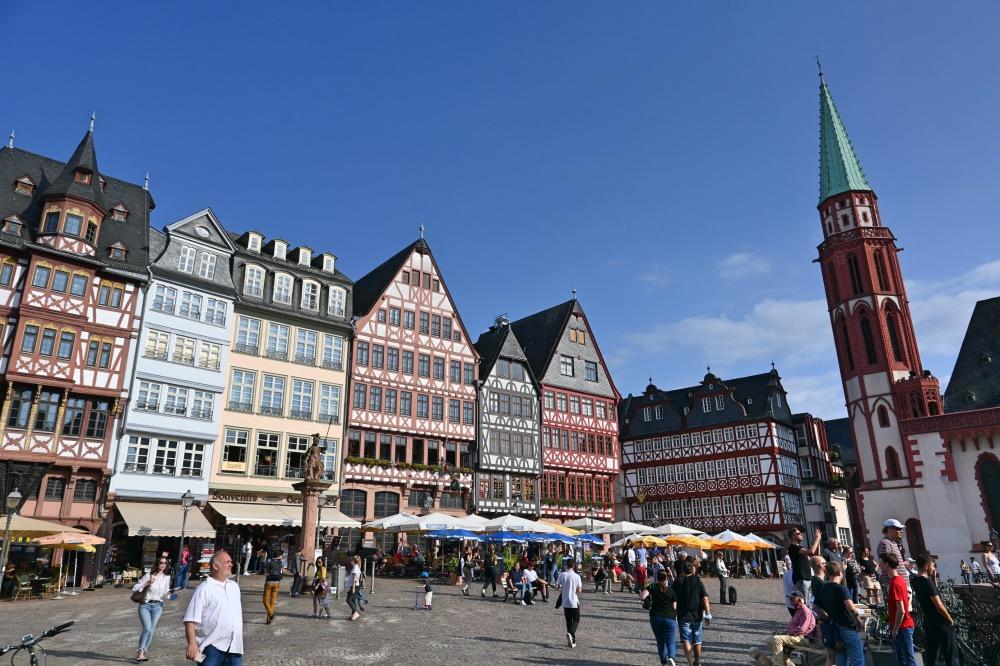 Frankfurt, Ruta por la Selva Negra